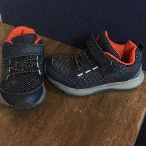 Carter's brand size 8 toddler boys sneaker